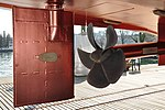 2012 'Open Shipyard Day' - ZSG Werft Wollishofen - Panta Rhei (maintenance) 2012-03-24 14-36-30.JPG