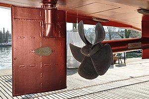 2012 'Tag der offenen Werft' - ZSG Werft Wollishofen - Panta Rhei (Wartung) 2012-03-24 14-36-30.JPG