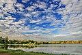 2012 Rybnik, Staw na rzece Ruda na Błoni (02).jpg