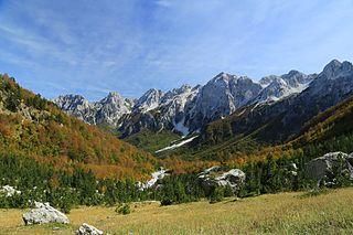 Biodiversity of Albania