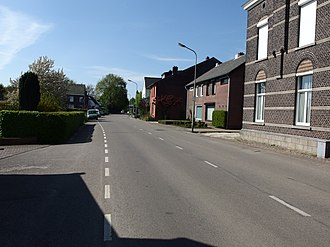 Borgharen - A Borgharen street
