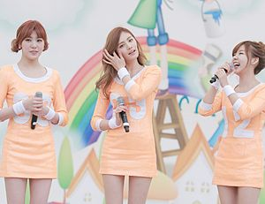 Orange Caramel - Orange Caramel in 2013