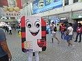 2014-05-06 - Estação Central do Brasil - boneco do Flamengo.jpg