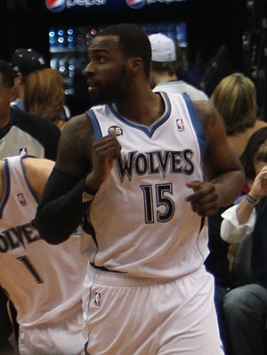 Shabazz Muhammad - Muhammad with Minnesota in 2014