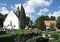 20140531025DR Fördergersdorf (Tharandt) Dorfkirche Pfarrhaus.jpg