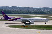 HS-TKV - B77W - Thai Airways