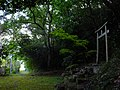 2015-09-14 Seto-Jizo Konda-cho,Sasayama,Hyogo,Japan 瀬戸地蔵手前の神社 DSCF4014.jpg