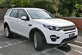 2015 Land Rover Discovery Sport (L550 MY15) SD4 SE wagon (2015-11-11) 02.jpg
