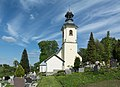 2015 Poręba, kościół św. Sebastiana 06.JPG
