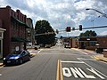 2016-07-19 15 09 28 View west along U.S. Route 211 Business (Main Street) at U.S. Route 340 Business (Broad Street) in Luray, Page County, Virginia.jpg
