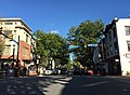2016-10-09 16 43 47 View east along Virginia State Route 7 (King Street) at Payne Street in Alexandria, Virginia.jpg