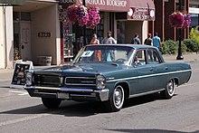 1967 Pontiac Motor Division Catalina Ad Original Vintage Wide Track