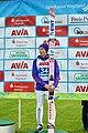 2017-10-03 FIS SGP 2017 Klingenthal Siegerehrung Johann André Forfang 2.jpg