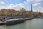 2017 Embarcación turística Alexandre III París P03.jpg
