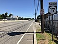 2018-07-19 10 57 11 View north along New Jersey State Route 17 between Henry Street and Malcolm Avenue in Hasbrouck Heights, Bergen County, New Jersey.jpg