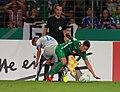 2018-08-17 1. FC Schweinfurt 05 vs. FC Schalke 04 (DFB-Pokal) by Sandro Halank–190.jpg