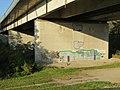 2018-10-22 (828) Graffiti at the bridge over the Danube in Krems an der Donau, Austria.jpg