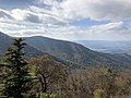 2018-10-28 14 58 51 View west from the Crescent Rock Overlook along Shenandoah National Park's Skyline Drive in Page County, Virginia.jpg