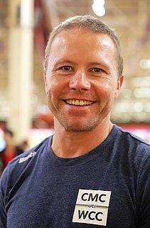 Craig MacLean British cyclist