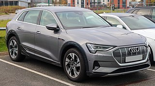 Audi e-tron (brand) Series of electric and hybrid cars