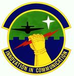 2168 Communications Sq emblem (1989).png