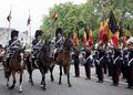 21 juli 2011 Defilé Koninklijk escorte voorwacht.png
