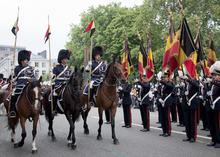wiki belgian royal escort