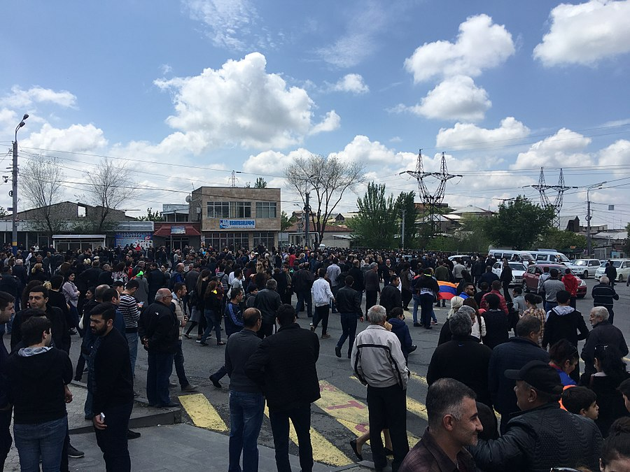 22.04.2018 Protest Demonstration, Yerevan 44.jpg