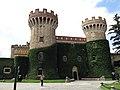 241 Castell palau de Peralada, façana est.JPG