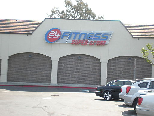 24 Hour Fitness Super-Sport, San Mateo