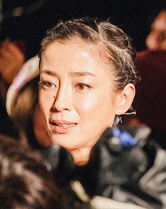 Rie Miyazawa - Rie Miyazawa at the 27th Tokyo International Film Festival