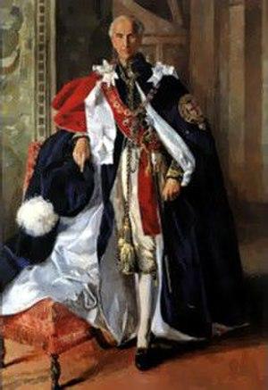 Victor Bulwer-Lytton, 2nd Earl of Lytton - The Earl of Lytton.