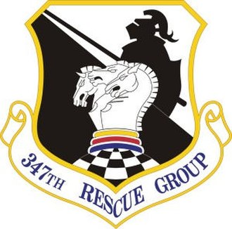347th Rescue Group - Emblem of the 347th Rescue Group