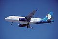 348ab - Independence Air Airbus A319-132; N809BR@LAS;15.03.2005 (5035641365).jpg