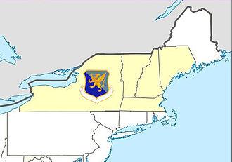 35th Air Division - 35th Air Division ADC AOR 1966-1969