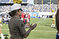 3rd MAW Marines join San Diego Chargers pre-game festivities 150829-M-QU349-120.jpg