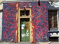 4050 - Milano - Street art (mosaico) su casa occupata alla Darsena - Foto Giovanni Dall'Orto, 7-July-2007.jpg