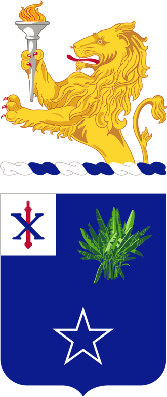 45th Infantry Regiment (United States) - Coat of arms