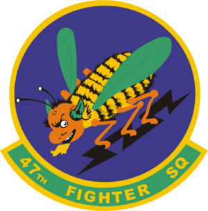 47th Fighter Squadron - Image: 47th Fighter Squadron