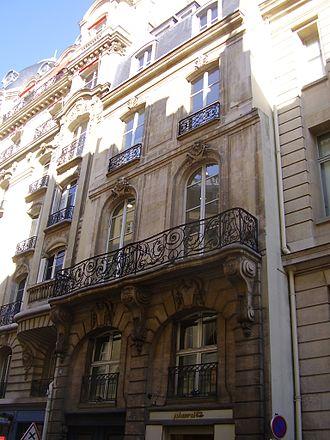 François d'Aubusson de La Feuillade - Hôtel de La Feuillade, modern-day