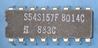 Multiplexer - Signetics S54S157