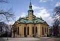 6387 Kościół i cmentarz Jelenia Góra - Cieplice. Foto Barbara Maliszewska.jpg