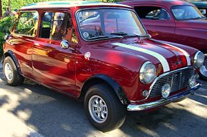 Austin Motor Company - 1963 Mini Cooper S