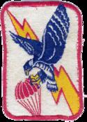 6593d Test Squadron - Emblem
