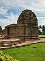 7th century Jambulingeswara temple, Pattadakal monuments Karnataka.jpg