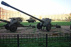 85 mm antitank gun D-48 - 85 mm antitank gun D-48.