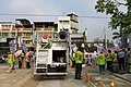 908 Taiwan Republic Campaign people and Taiwan Civil Government 908-USMG truck 20100927.jpg