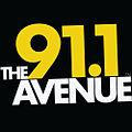 91.1 The Avenue (WOVM) logo.jpg