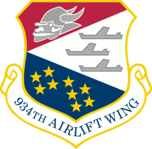 Minneapolis–Saint Paul Joint Air Reserve Station - Image: 934th Airlift Wing
