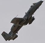 A-10C Thunderbolt II - Saber Strike 2015 (18324745613).jpg